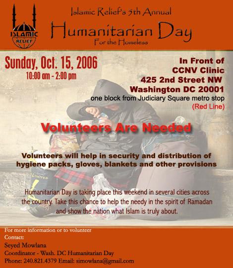 Humanitarian Day