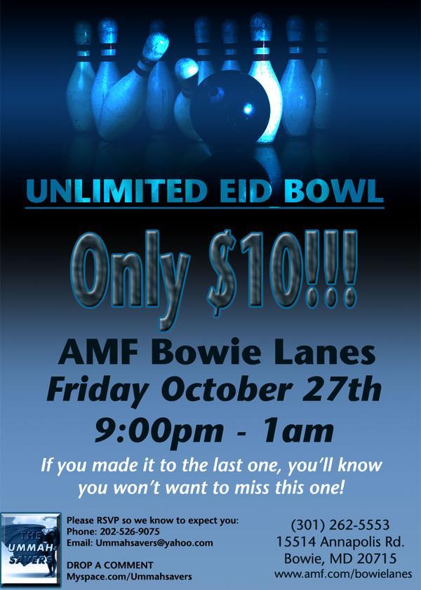 Eid Bowling