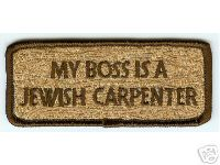 Jewish Carpenter