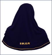 IKEA Hijab