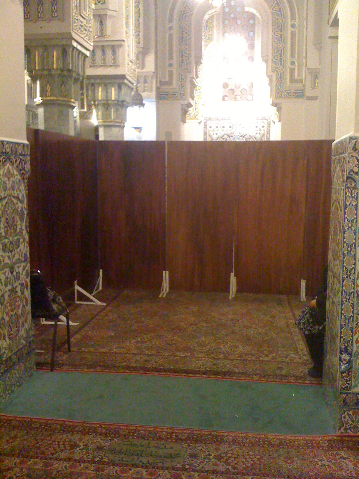 The Penalty Box Muslim Womens Prayer Spaces Ify Okoye