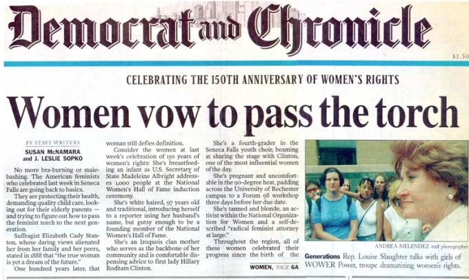 Democrat & Chronicle