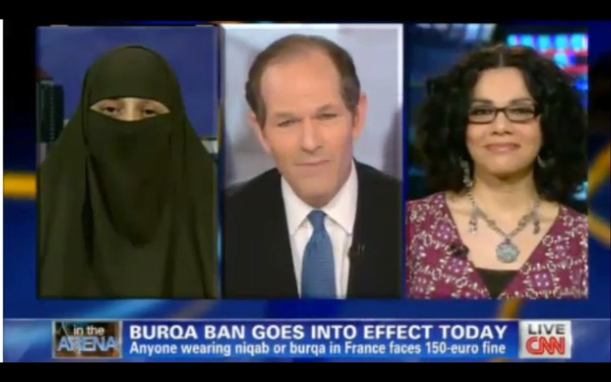 I Do Not Support the Burka/Niqab Ban