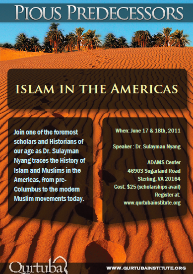 Dr. Sulayman Nyang | The History of Muslims in America